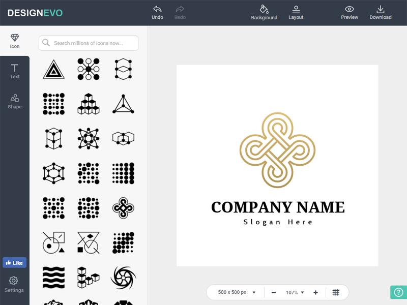 Deutsche Sprachenunterstützung für DesignEvo hilft noch mehr Menschen beim professionellen Logo-Design