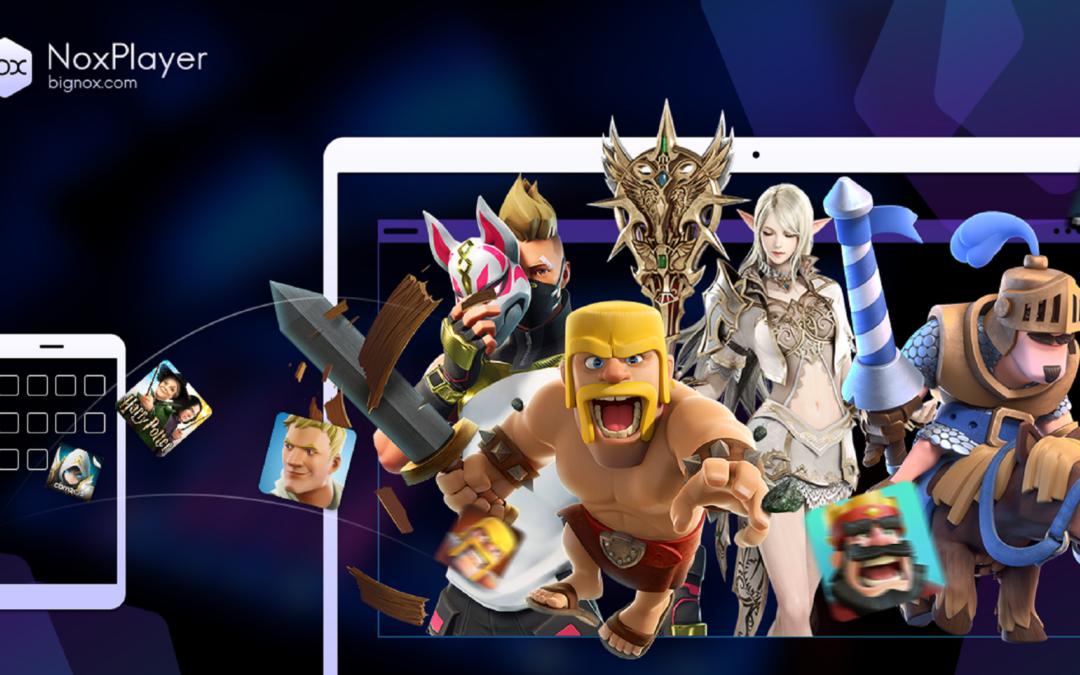 Nox Player – Android Emulator für Windows und Mac