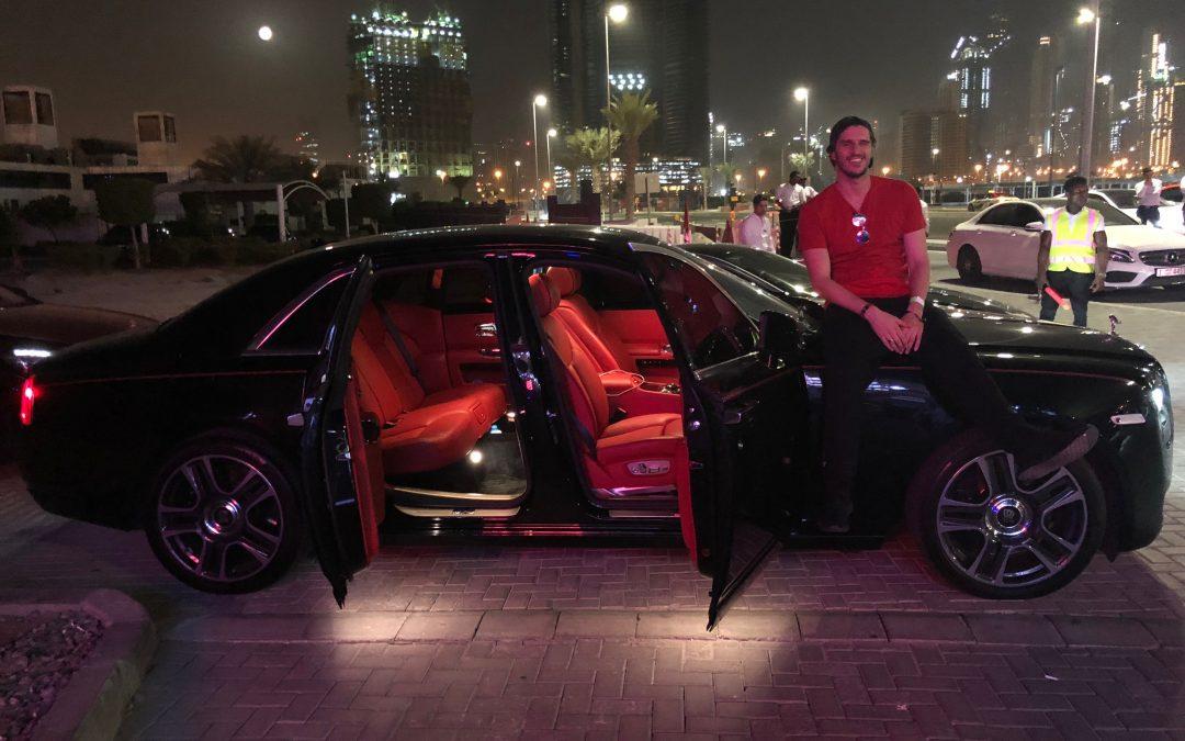 """""""Zuerst Mercedes, nun wird Block Gemini etabliert"""" erklärt Matthias Sheikh Mende"""