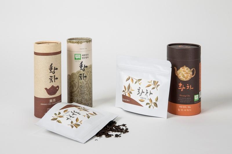 Traditionelle Teemarke 'Hankook Tea': Kultur und Geschmack Koreas